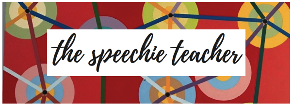 the speechie teacher
